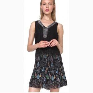 NWT Ombré Beaded Dress